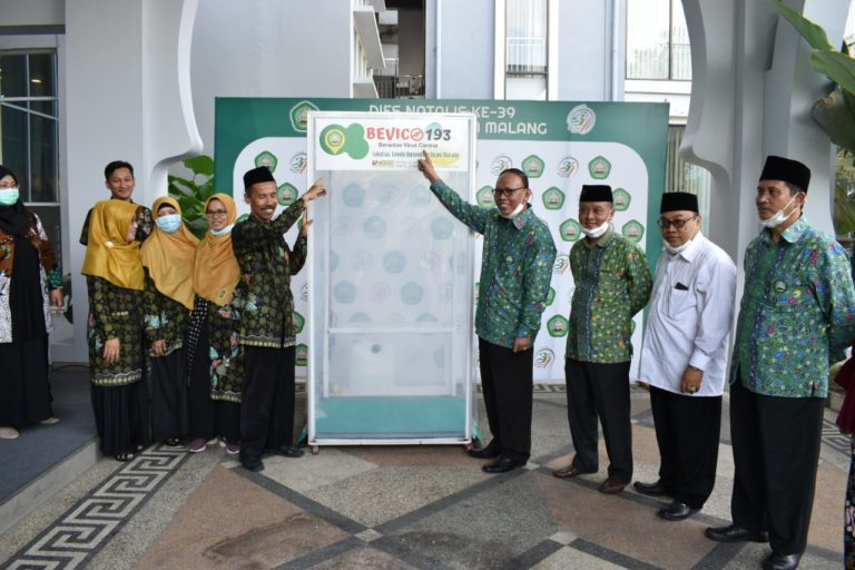 BERANTAS VIRUS, UNISMA LAUNCHING BEVICO